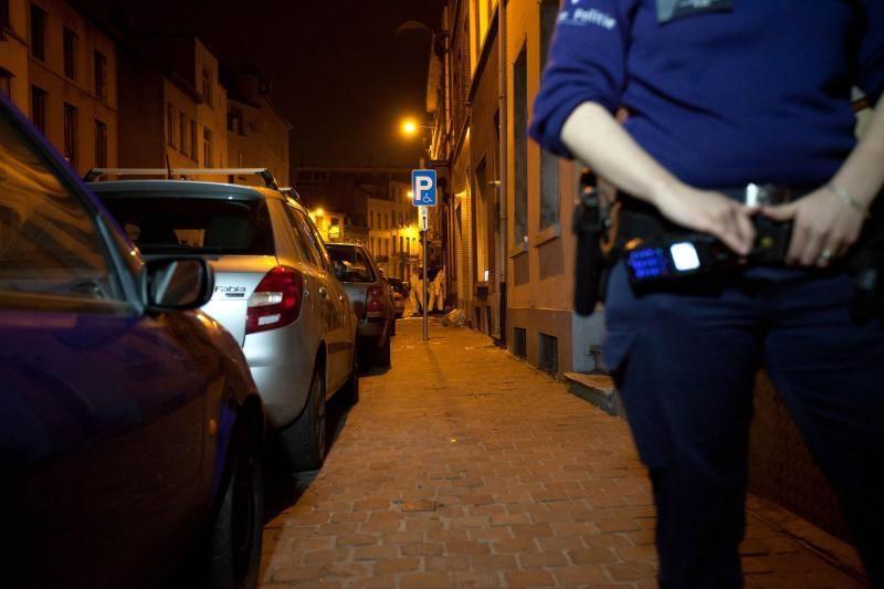 Briuselyje kirviu ginkluotas užpuolikas padegė mečetę, žuvo imamas