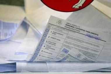 Seimas ketina sutrumpinti kandidatų į savivaldybių tarybas sąrašus