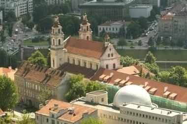Vilniaus viešbučiai sulaukė daugiau turistų