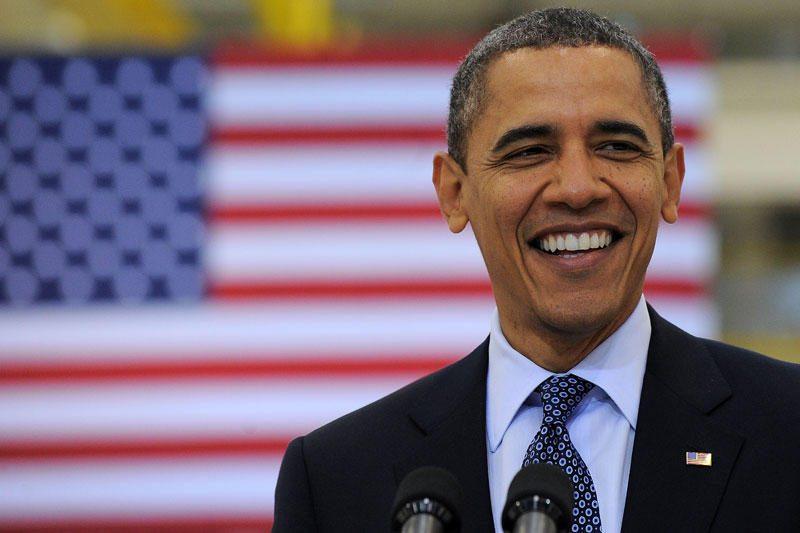 JAV prezidentas Barackas Obama pradeda vizitą Pietų Korėjoje
