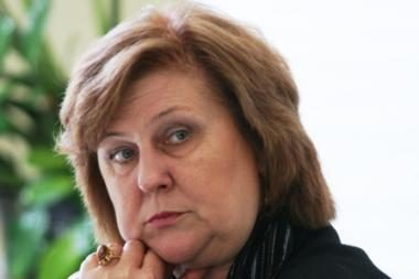 Seimas atleido vaikų teisių gynėją R.Šalaševičiūtę