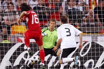 """""""Euro 2008"""": pirmoji finalininkė - Vokietija"""
