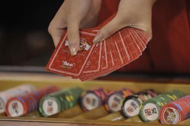 Savivaldybės negaus pajamų iš lošimo mokesčio