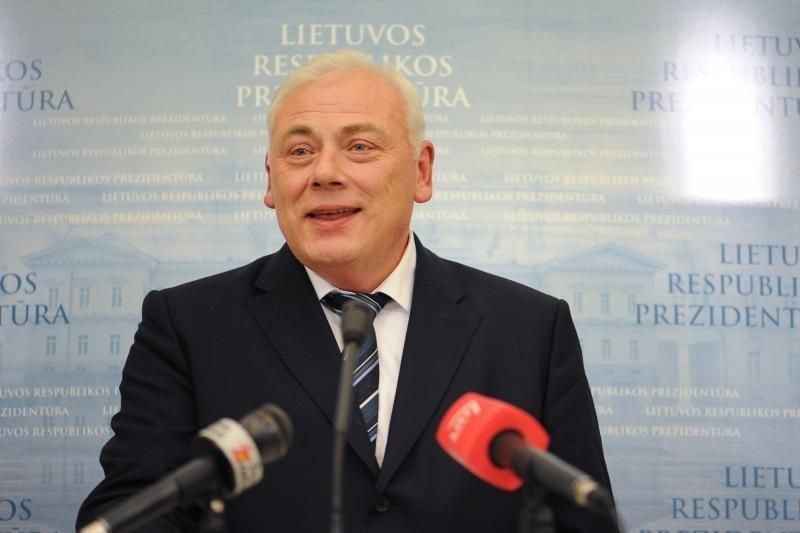 D. A. Barakauskas: Lietuva viena neišspręs kontrabandos problemų