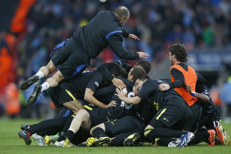 """Netikėta: """"Wigan"""" iš """"Manchester City"""" nugvelbė Anglijos FA taurę"""