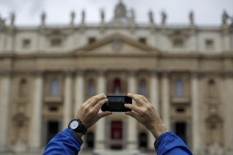Šalių lyderiai renkasi Romoje dalyvauti popiežiaus intronizacijoje