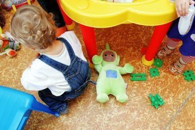 Kauno darželiuose 10 vaikų susirgo skarlatina