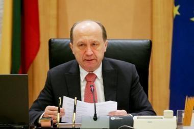 A.Kubilius: naujasis vadovas turės įgyvendinti FNTT reorganizaciją