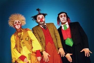 """""""Cirque du Soleil"""" klounų šou """"Aga Boom"""" į Lietuvą atveš vitamino C"""