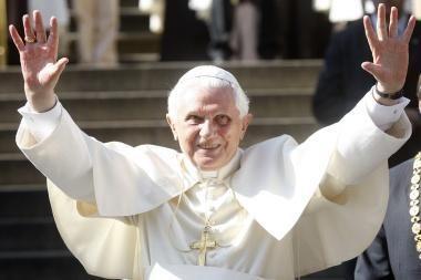 Sąmokslas prieš popiežių tebuvo kiemsargių pokštas