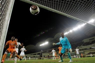 Po dramatiškos kovos ketvirtfinalyje krito Afrikos čempionato favoritai