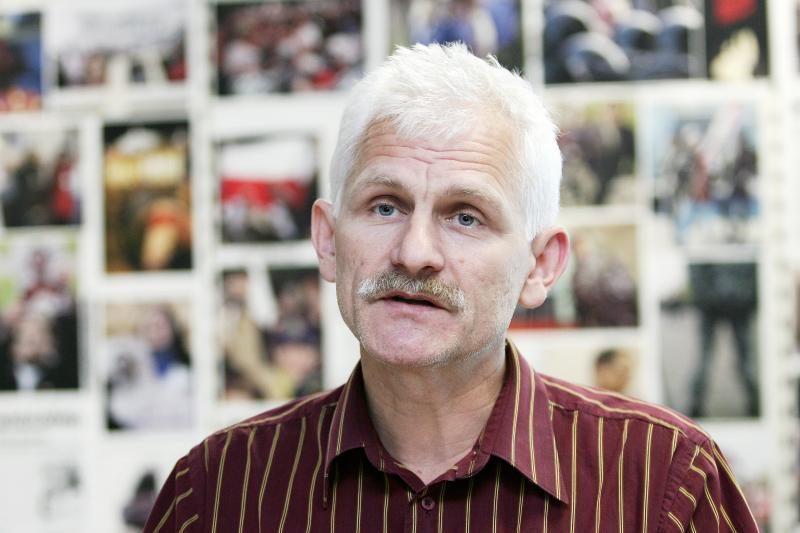 Prie Baltarusijos ambasados - A.Beliackio palaikymo akcija