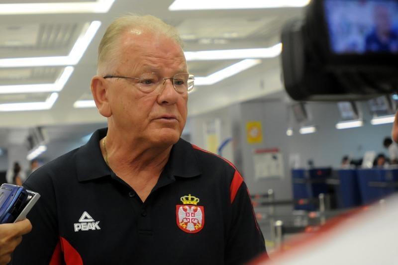 Eurolygos metų treneriu tapo D.Ivkovičius