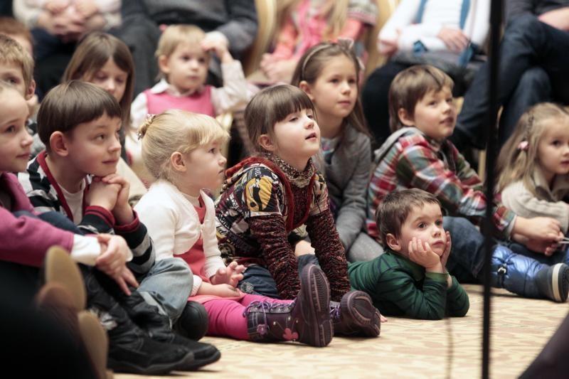 Vaikų svajonių išpildyta už beveik pusę milijono litų
