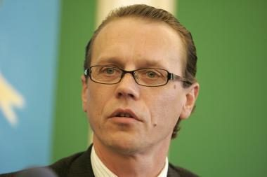 Kandidatą į eurokomisarus A.Šemetą vertins EP komitetas