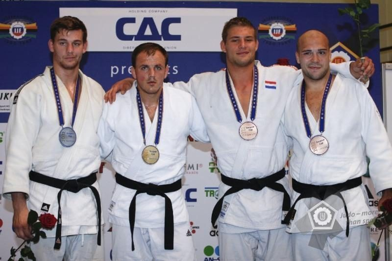 Lietuvos dziudo meistrams - aukso, sidabro ir bronzos medaliai