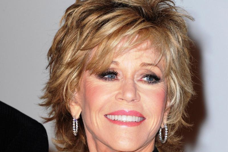Jane Fonda vaidins buvusią JAV pirmąją ponią Reagan