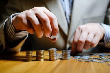 Kauniečiai kaltinami iš banko pasisavinę per 1 mln. litų
