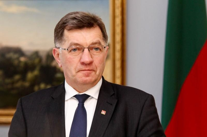 A. Butkevičius: eurą turėtume įsivesti 2015-aisiais