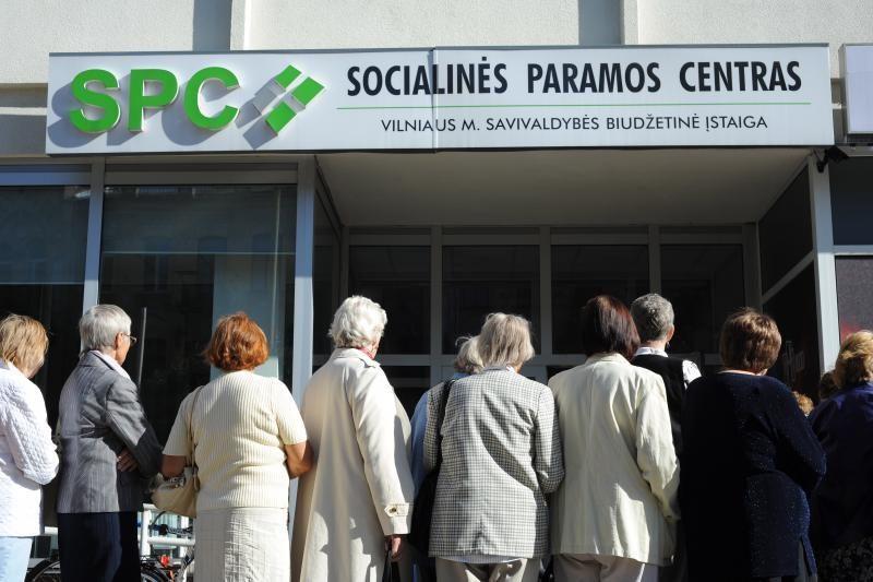 Socialinės paramos centras įspėja gyventojus dėl sukčiavimo atvejų