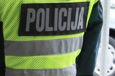 Policija ragina nekelti riaušių