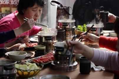 Lietuvoje populiarėja kinų maistas
