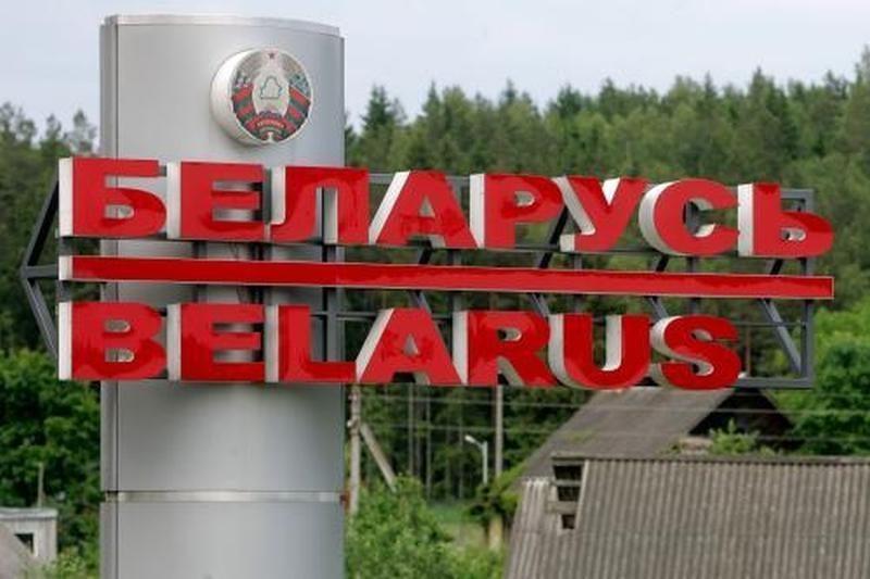 Paleistas Baltarusijos opozicijos lyderis triumfuodamas grįžo namo
