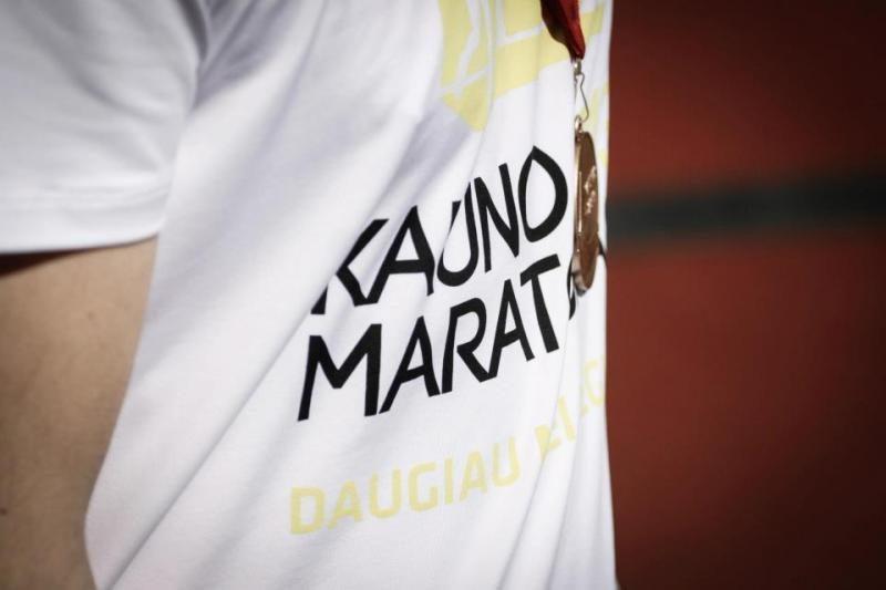 Į Kauno maratoną jau užsiregistravo beveik 40 komandų