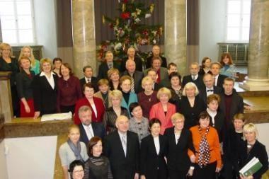 Metų mokytojo premijos - penkiems geriausiems 2009 m. mokytojams
