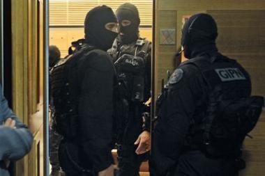 Italijoje suimta daugiau nei 300 žmonių mafijos narių