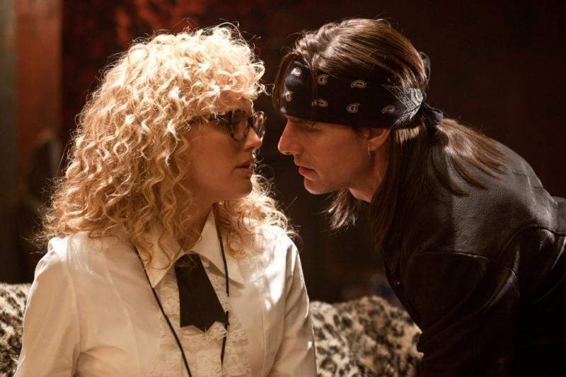 """Tomo Cruise'o makiažas filme """"Roko amžius"""" trikdė jo dukrą Suri"""