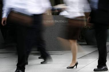 """Lehman Brothers"" bankrotas – liūdna pasaka be pabaigos"