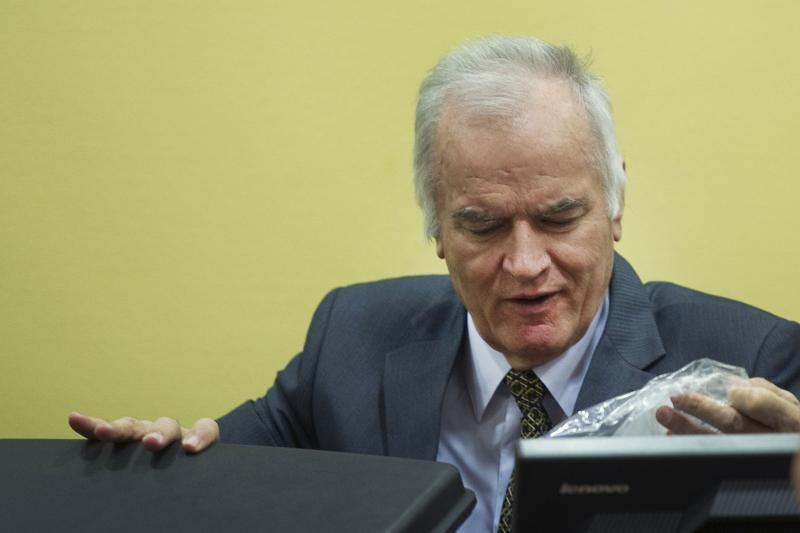 R.Mladičius pasijuto blogai per teismo posėdį