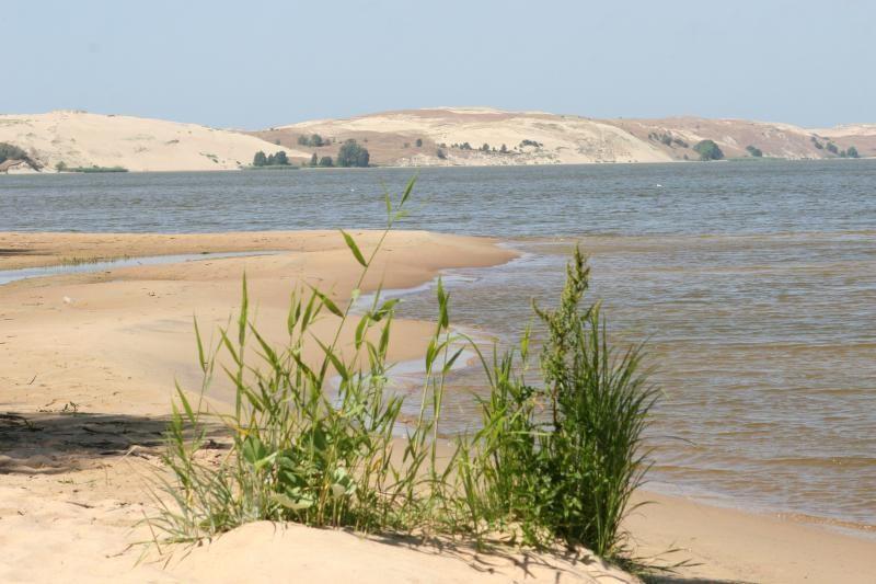 Prancūzai: rojaus vardo vertas paplūdimys - Neringoje