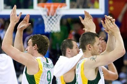 Krepšininkų pergalė - galimybės verslui