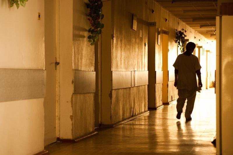 Vilniaus ligoninėje atsidūrė metaliniu strypu aptalžytas jaunuolis