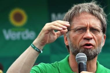 Lietuvių kilmės A.Mockus tvirtina pozicijas prieš Kolumbijos prezidento rinkimus