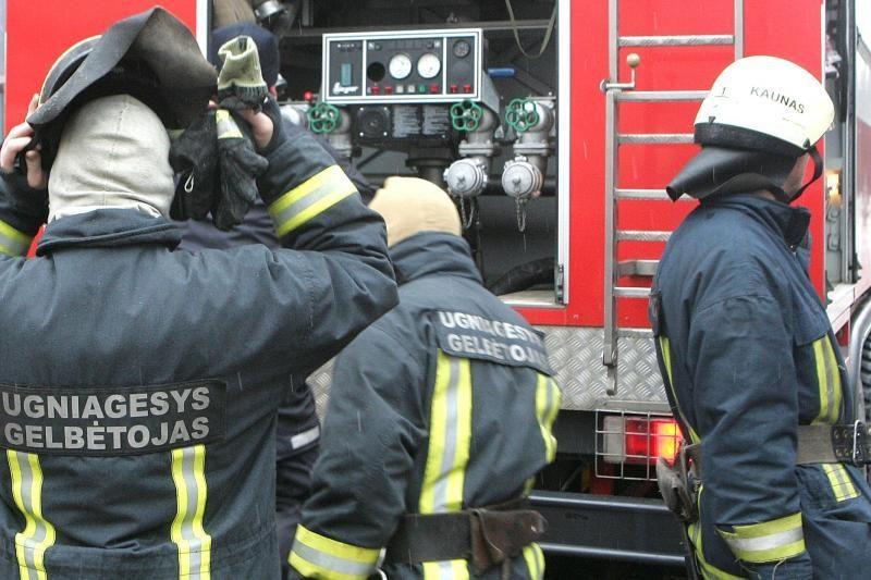 Per gaisrus Zarasų ir Jurbarko rajonuose žuvo du žmonės