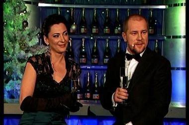 TV3 Naujuosius kviečia pasitikti su lietuviškų serialų aktoriais