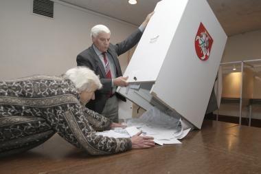 Referendumas dėl Seimo paleidimo greičiausiai neįvyks