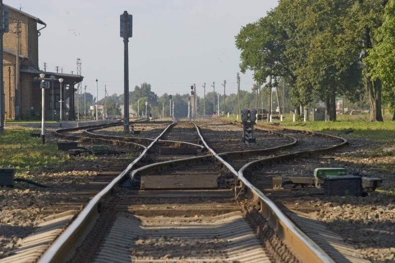 Vilniaus rajone traukinys mirtinai sužalojo ant bėgių sėdėjusį vyrą