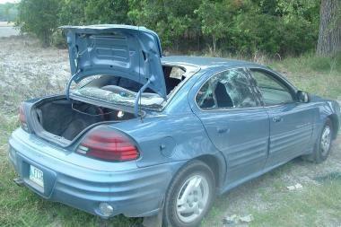 Policija konfiskuos nenaudojamus automobilius