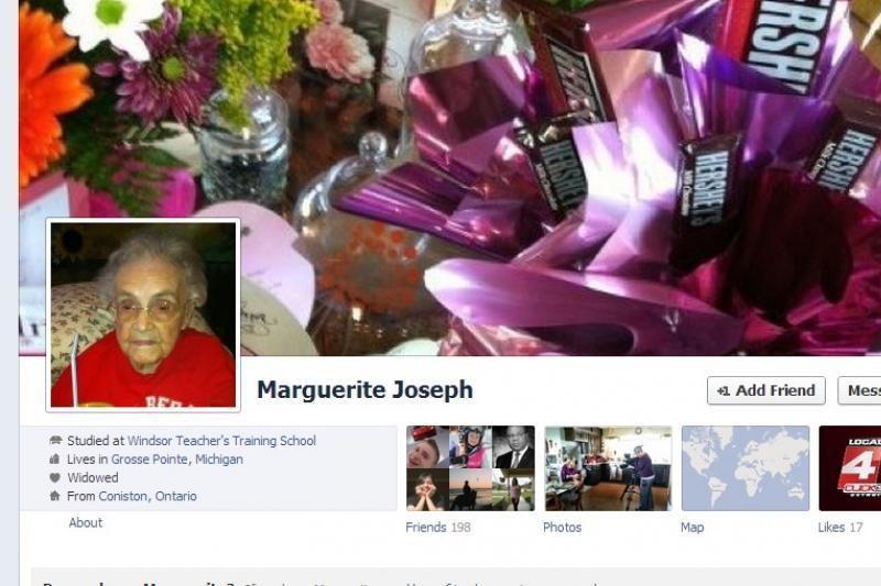"""100-metė nusivylusi: """"Facebook"""" jai tenka meluoti savo amžių"""