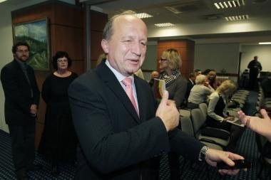 A. Kubilius užsimojo keisti valdžią Vilniuje