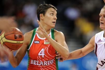 Baltarusės sutriuškino Latvijos krepšininkes