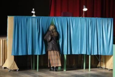 Referendumas dėl Seimo paleidimo neįvyks