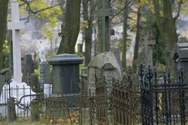 Bernardinų kapinėms - jau 200 metų