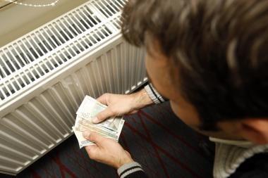 Klaipėdiečių sąskaitos už šilumą išaugo
