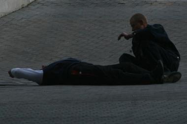 Dėl Prienų rajone išniekinto vyro apklaustas 12-metis