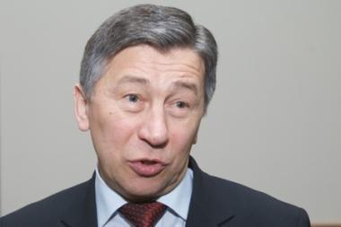 Vilniaus savivaldybės administracijos direktorius - V. Milėnas
